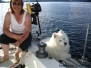 Day sailing to Connemara