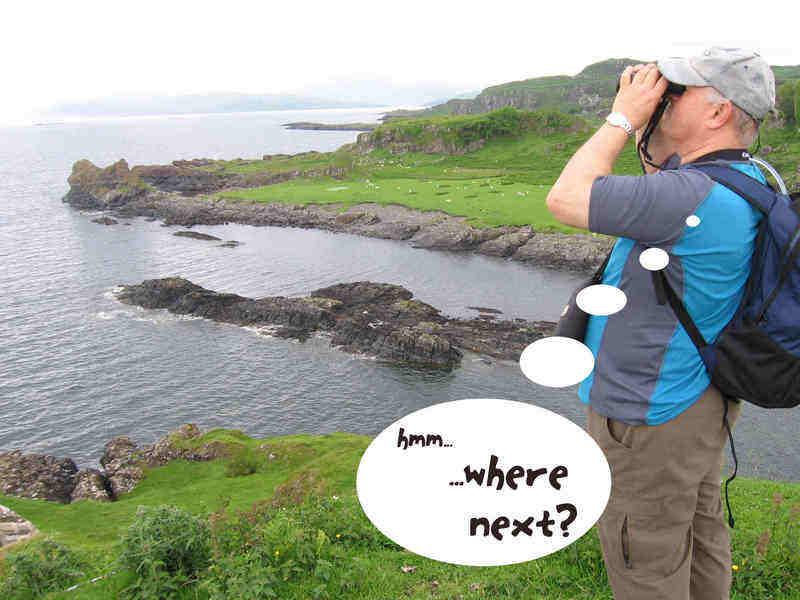 David: Where next?
