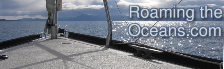 Roaming the Oceans.com random header image
